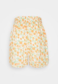 PIECES Tall - PCNYA - Shorts - buttercream - 1