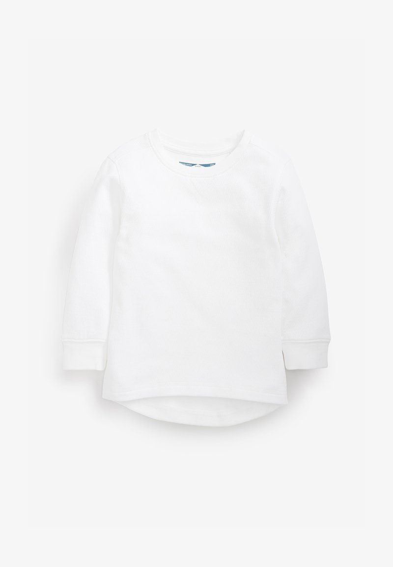 Next - UNISEX - Long sleeved top - white