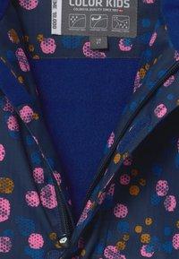 Color Kids - Snowboardová bunda - dress blues - 3