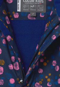Color Kids - Kurtka snowboardowa - dress blues - 3