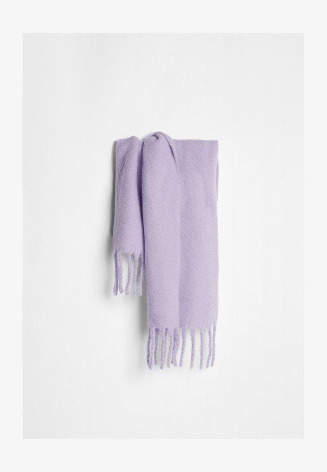 Sjal / Tørklæder - mauve