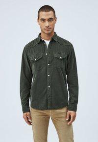 Pepe Jeans - CANYON CORD - Shirt - waldgrün - 0