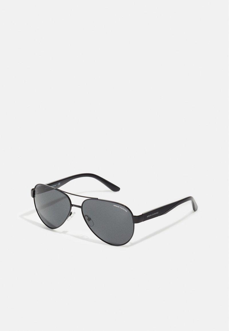 Armani Exchange - Sunglasses - black