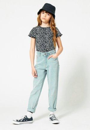 ELODIE JR - Print T-shirt - deep blue