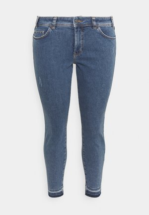 SKINNY SUSTAINABLE - Jeans Skinny Fit - clean bleached blue denim
