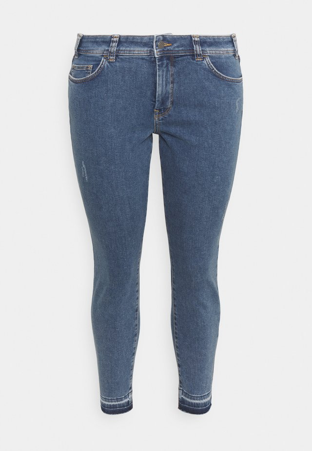 SKINNY SUSTAINABLE - Jeans Skinny Fit - clean bleached blue denim