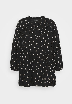 SPOT TUNIC - Long sleeved top - multi coloured