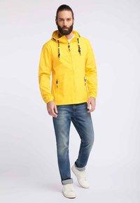 Schmuddelwedda - Impermeable - yellow - 1