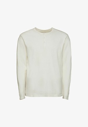 REGULAR FIT - Long sleeved top - off white