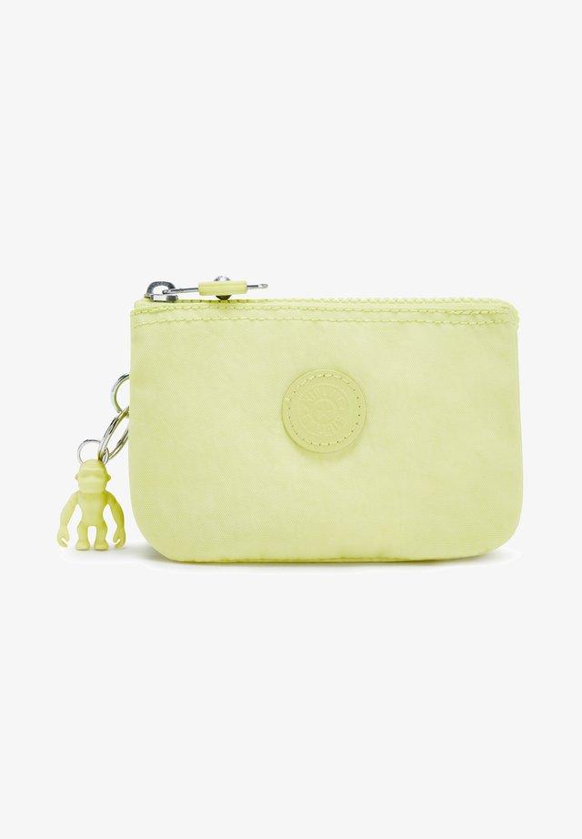 CREATIVITY S - Monedero - lime green