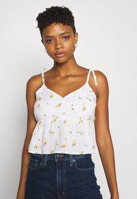 Hollister Co. - Top - white - 3