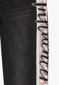 Vingino - BEATA - Skinny džíny - black vintage - 2