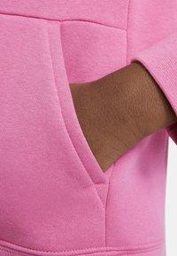 Nike Sportswear - FULL ZIP - Hoodie met rits - pinksicle/white - 4