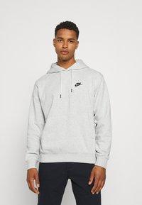 Nike Sportswear - HOODIE - Hoodie - white - 0