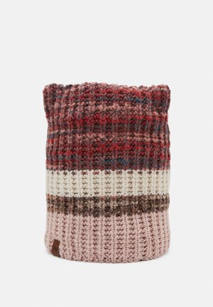 NECKWARMER - Snood - alina blossom red