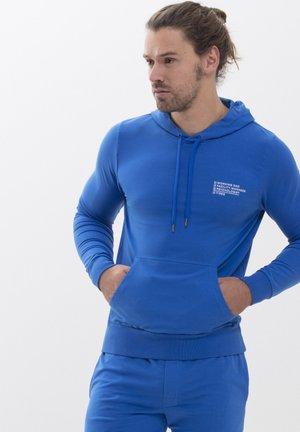 Hoodie - radiant blue