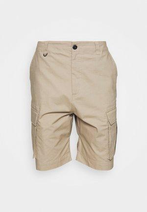 CARGO UNISEX - Shorts - khaki