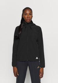 adidas Performance - Training jacket - black/white - 0