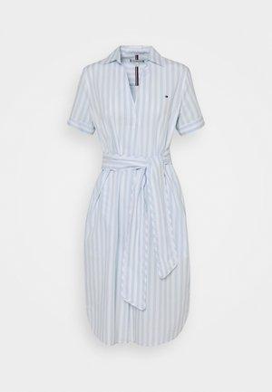 KNEE DRESS - Day dress - breezy blue