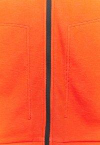 Icepeak - MORLEY - Collegetakki - dark orange - 2