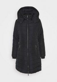 Armani Exchange - CABAN COAT - Classic coat - black - 4
