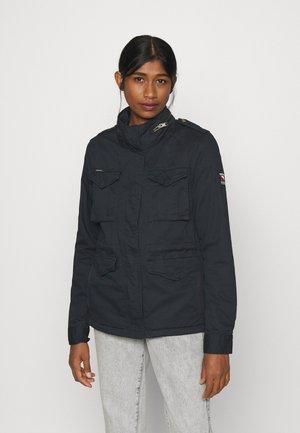CLASSIC ROOKIE BORG JACKET - Summer jacket - washed navy