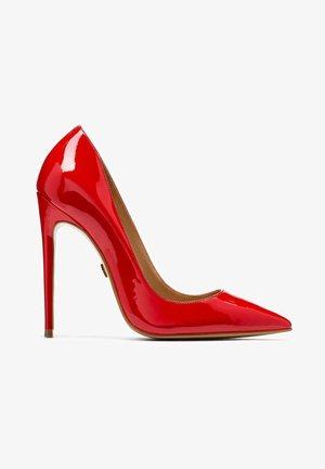 NATALIE - Zapatos altos - red