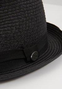Menil - TRENTO - Hat - black - 5