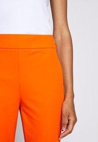 J.CREW - GEORGIE PANT - Trousers - spicy orange - 5