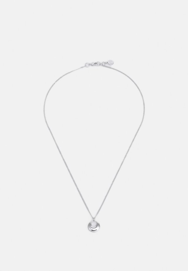 ANGLAIS SMALL PENDANT - Halsband - silver-coloured