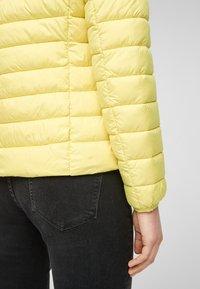 s.Oliver - Down jacket - gelb - 3