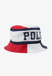 Polo Ralph Lauren - BUCKET HAT - Hut - multi-coloured - 4