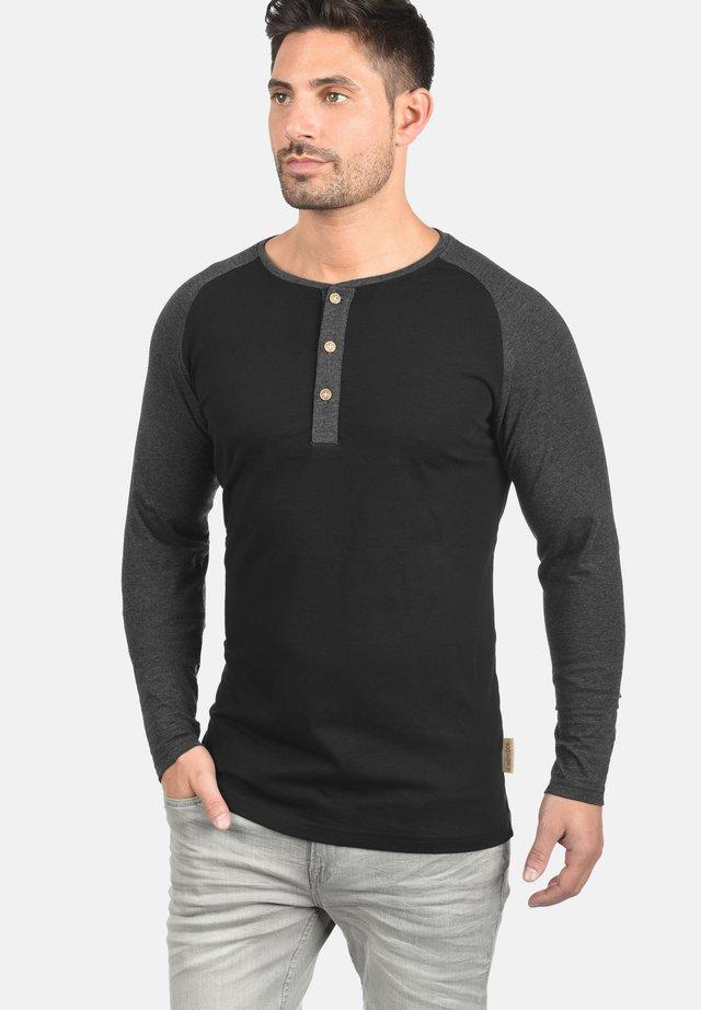 WINSTON - Langærmede T-shirts - metallic black
