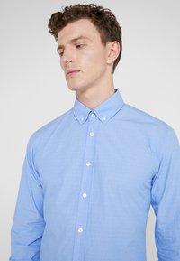 BOSS - MABSOOT SLIM FIT - Shirt - light blue - 5