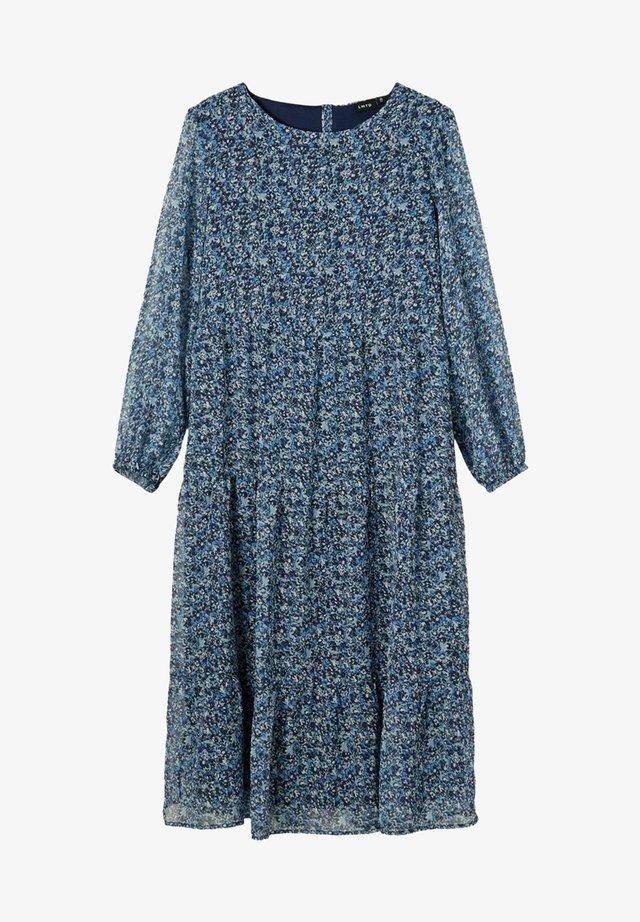 Freizeitkleid - dress blues