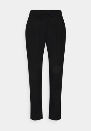 VMASTIMILO ANKLE PANTS - Trousers - black