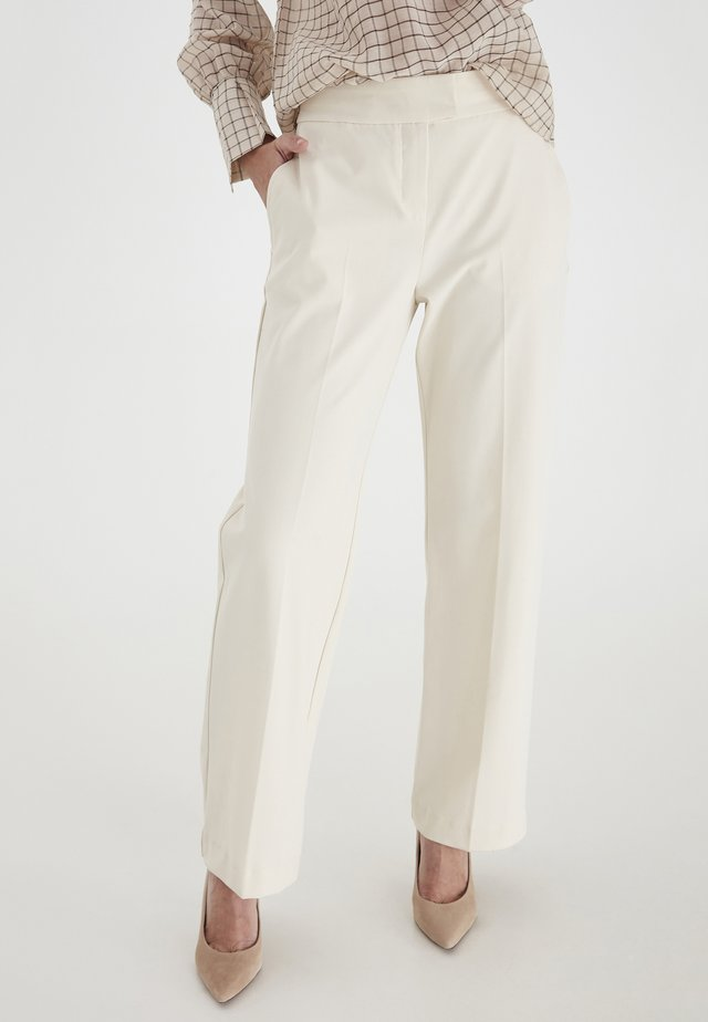 DRMELINE 1 FASH - Trousers - whitecap gray