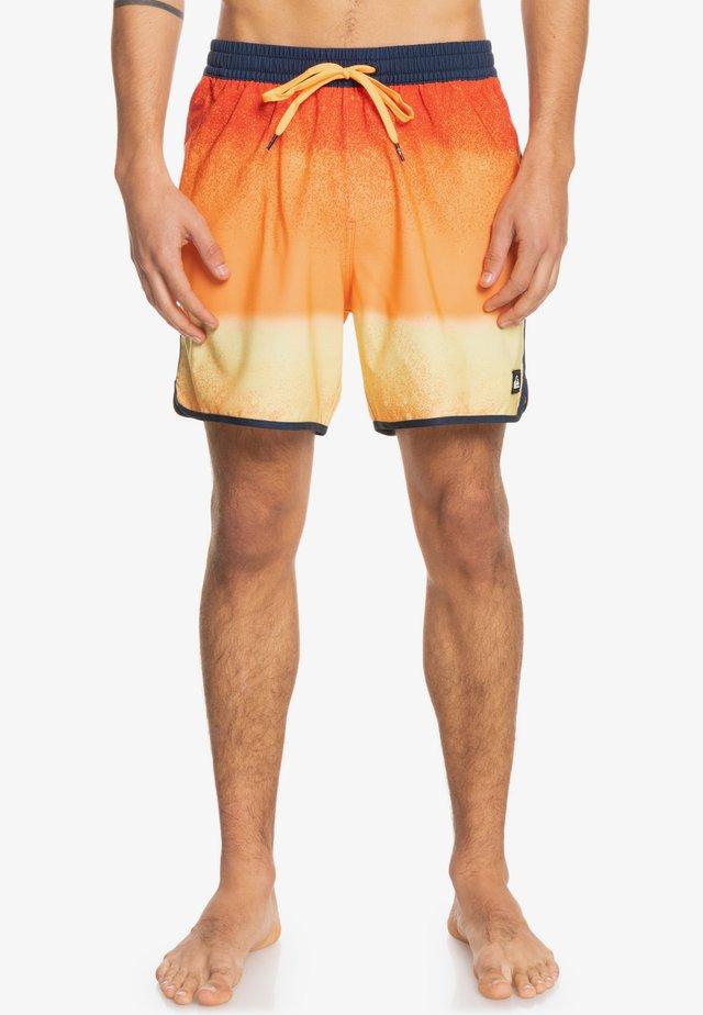 MASSCAL - Swimming shorts - orange pop