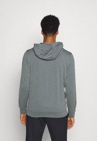 Nike Performance - Training jacket - smoke grey/iron grey - 2