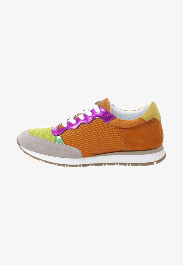 KAY - Sneakers basse - orange