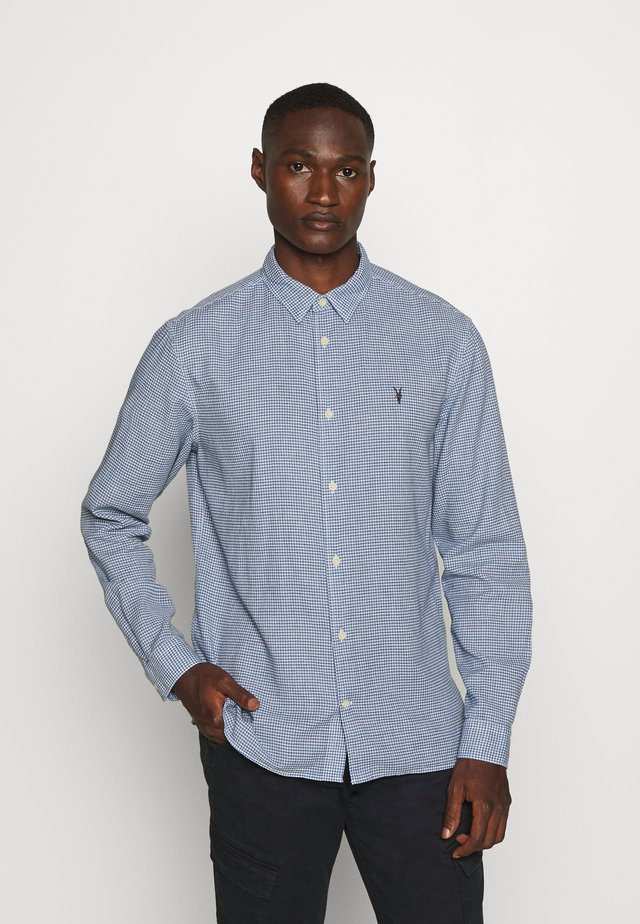 WOODROW  - Camicia - blue/white