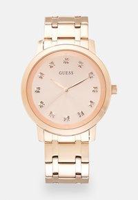 Guess - UNISEX - Klokke - rose gold-coloured - 0