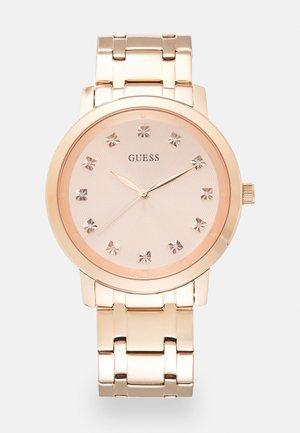 UNISEX - Reloj - rose gold-coloured