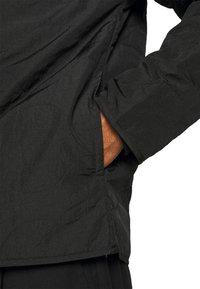 Nike Sportswear - Allvädersjacka - black/white - 5
