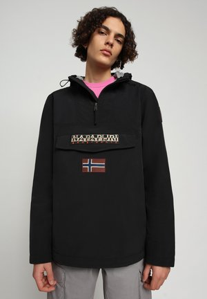 RAINFOREST SUMMER - Windbreaker - black
