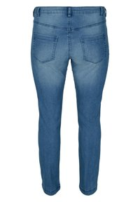 Zizzi - Slim fit jeans - light blue - 5