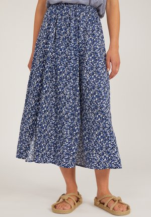 KATINKAA  - A-line skirt - night sky