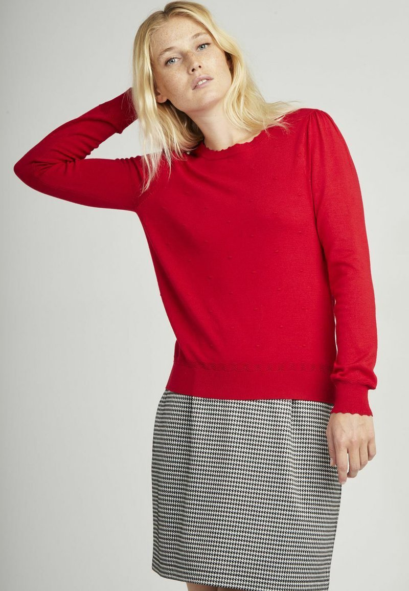 NAF NAF - Jumper - red