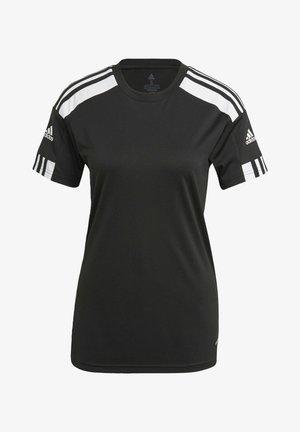 SQUADRA 21 - T-shirt print - black/white