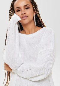ONLY - ONLHILDE - Jumper - white - 3